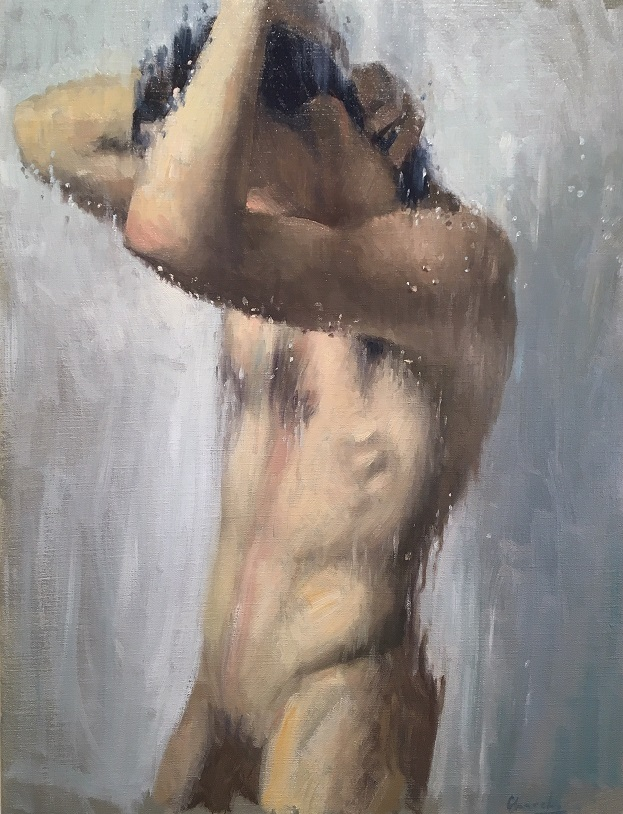 Shower study II