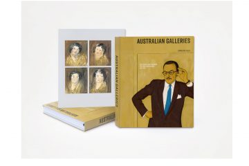 Australian Galleries Book – Launched by Emeritus Professor Sasha Grishin, AM FAHA