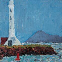 Painting at St Kilda Marina