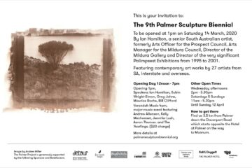 The 9th Palmer Sculpture Biennial
