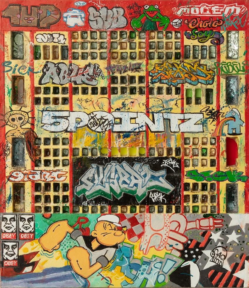 Graffiti – Warehouse I (5 Pointz)