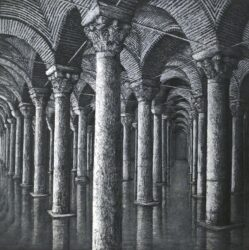 Cistern, Istanbul