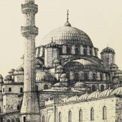Yemi Camie Mosque, Istanbul