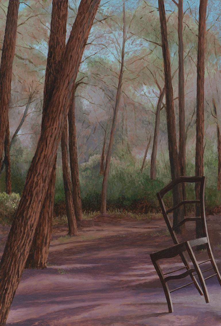 Cezanne's chair
