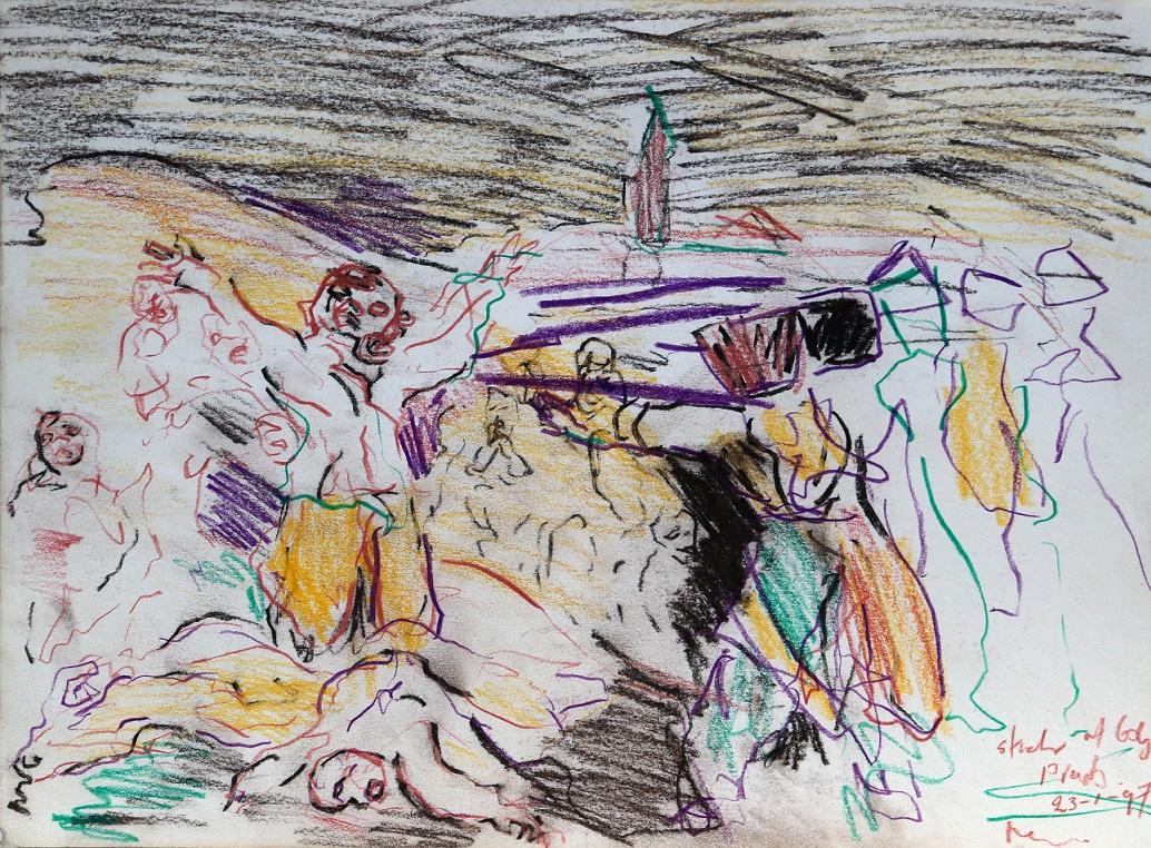Study of Goya