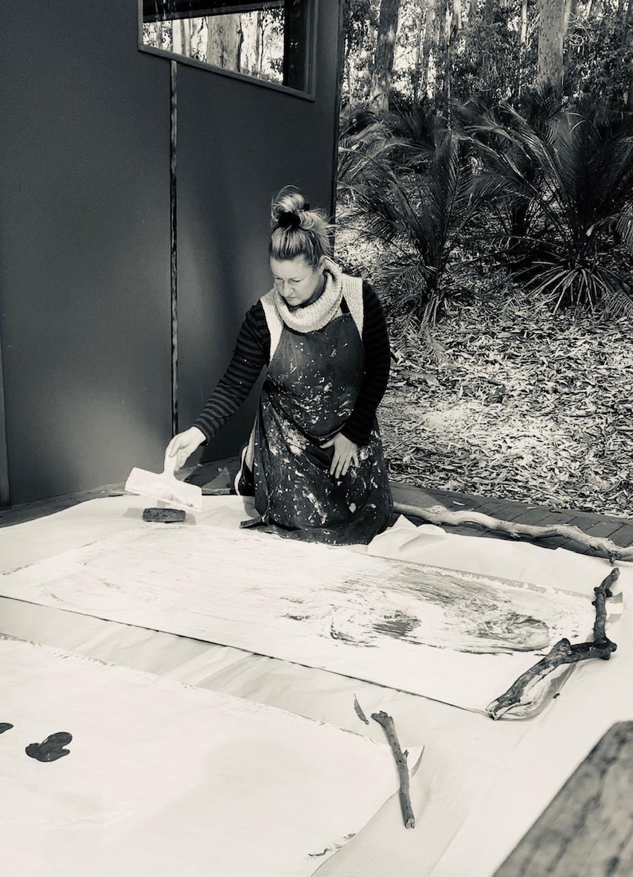 Camie Lyons – Umbi Gumbi Artist Residency