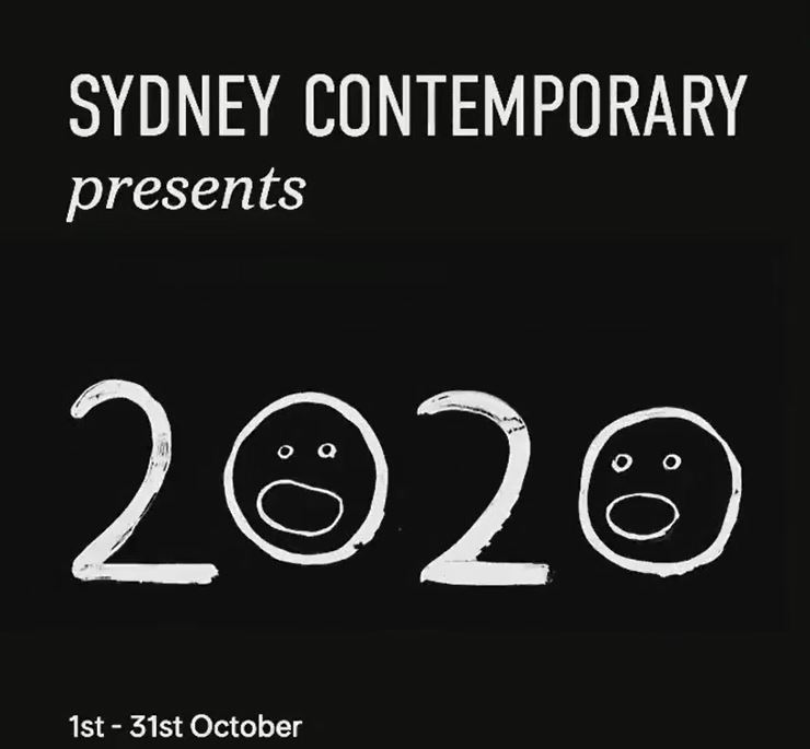 Australian Galleries in 'Sydney Contemporary presents 2020'