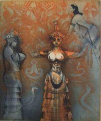 The Goddess, Knossos (453)