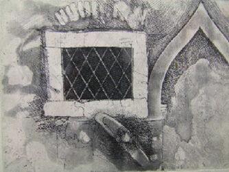 Window blocked doorway (634)