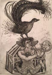 Lyrebird Man