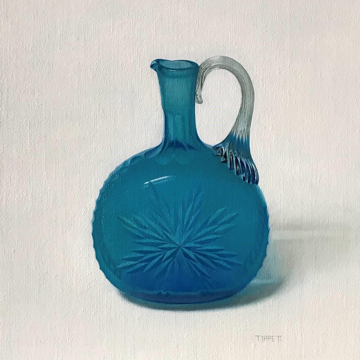 Blue-glass-decanter-25x25-cm-4500