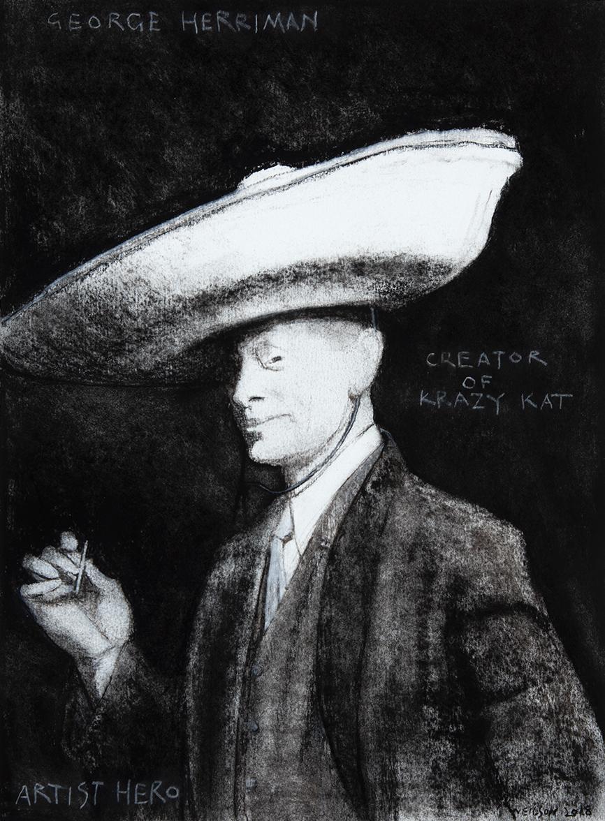 Artist hero: George Herriman