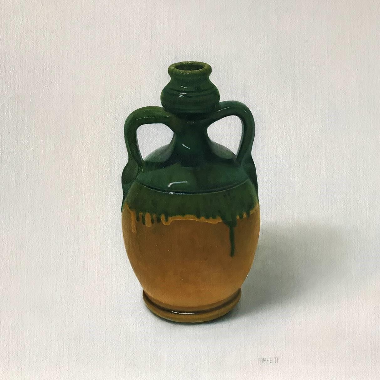 Green-terracotta-double-handled-jug-30-x-30-cm-6000