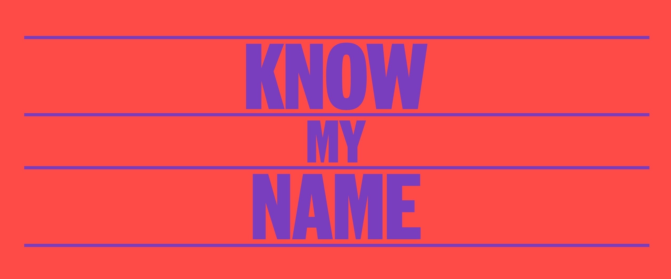 Know My Name: Australian Women Artists 1900 to Now