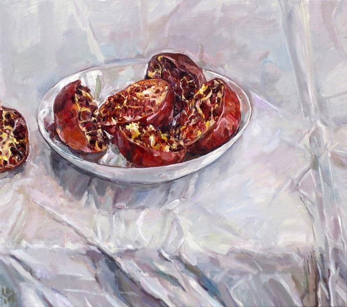Large pomegranate
