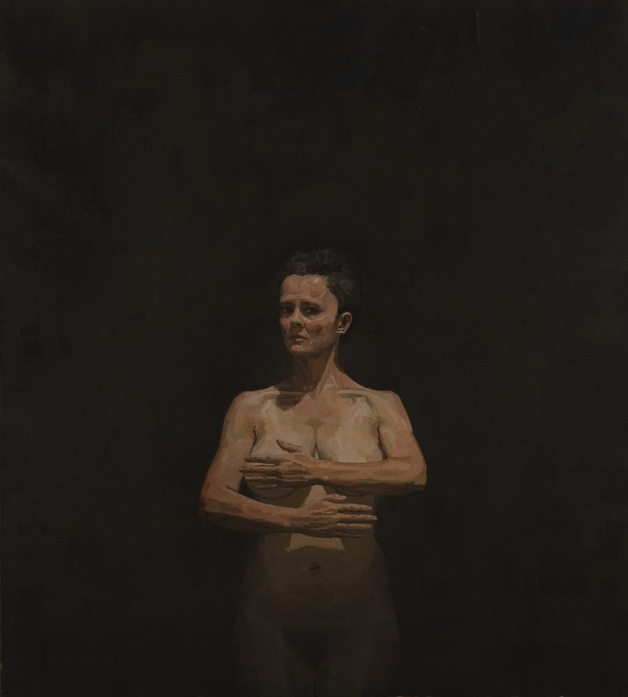 Standing figure II