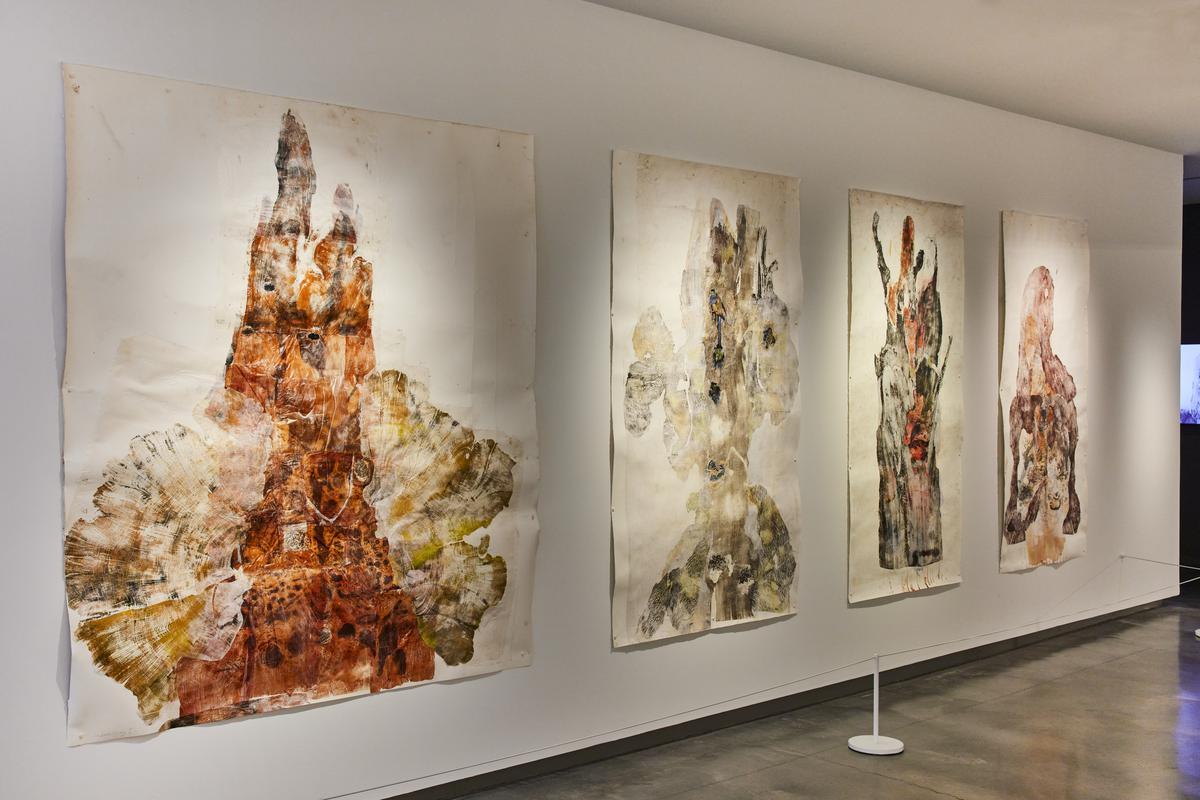 John Wolseley – The National 2021: New Australian Art at MCA