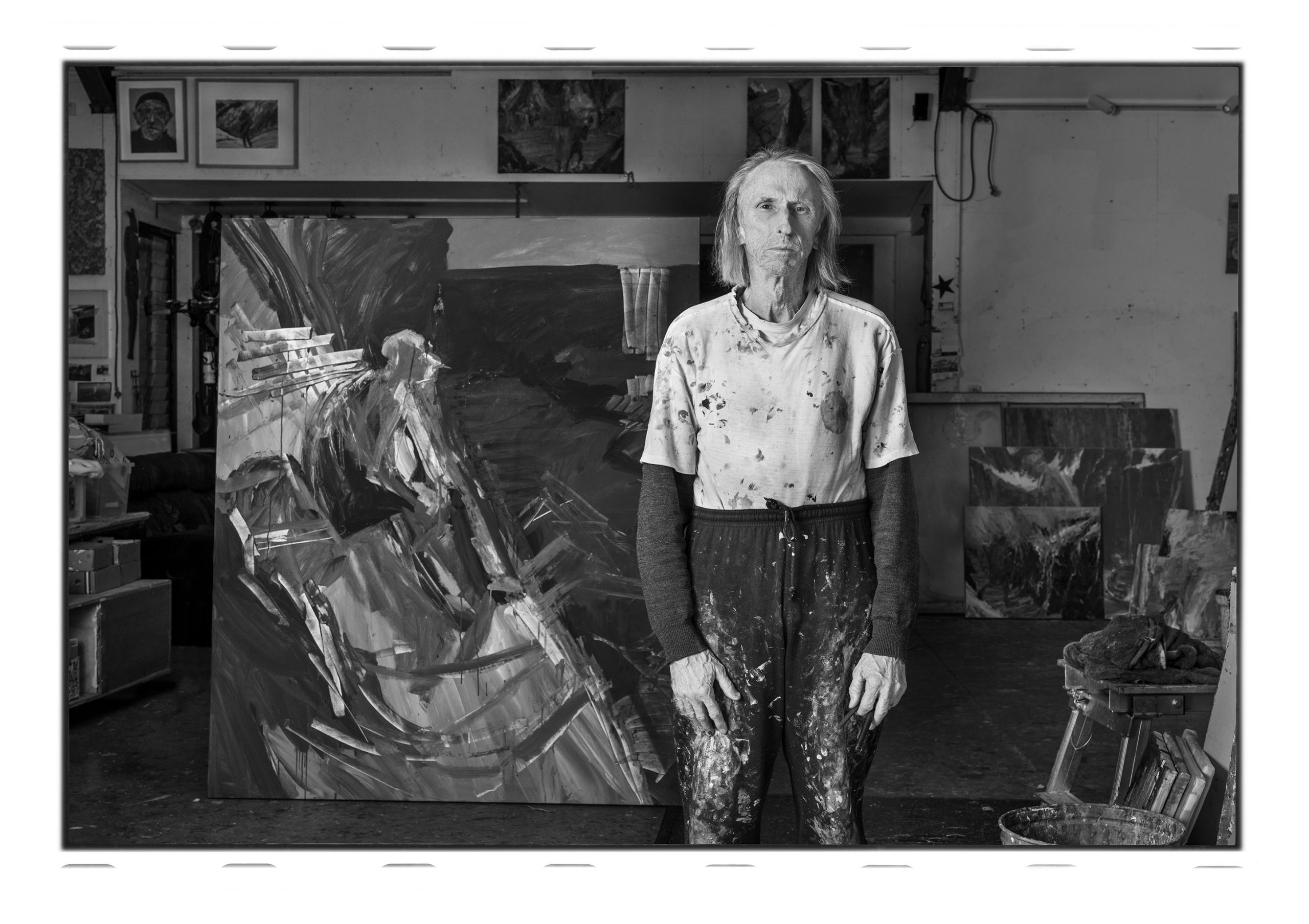 Greg Weight – Finalist in The Olive Cotton Award 2021