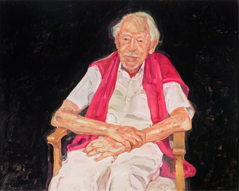 Congratulations to Peter Wegner – Winner of the Archibald Prize 2021