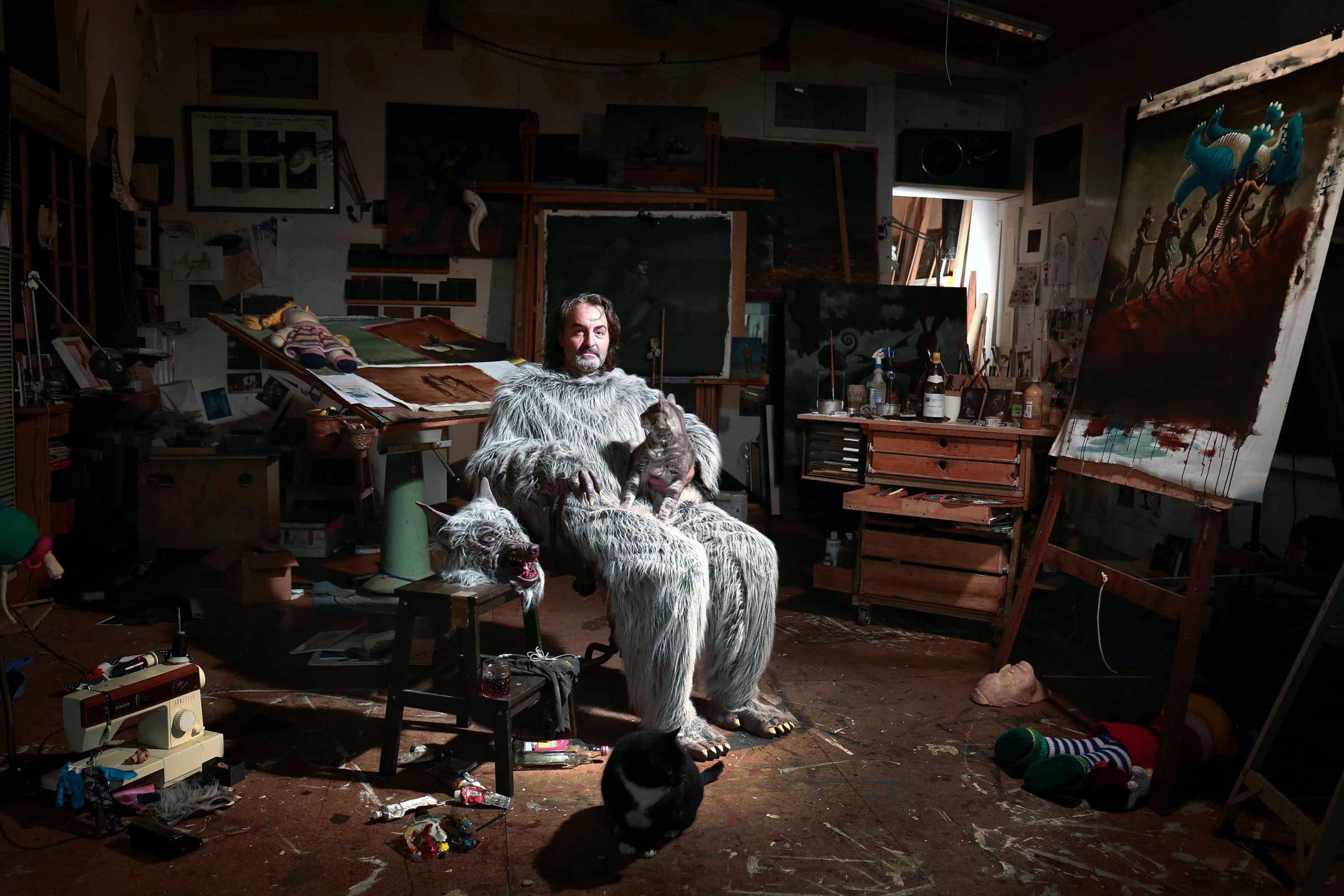 Geoffrey Ricardo – Lorne Sculpture Biennale 2021
