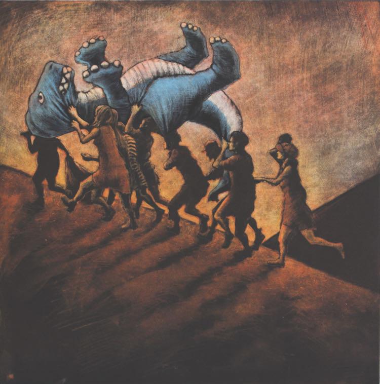 Geoffrey Ricardo – Winner, 2021 Peebles Print Prize