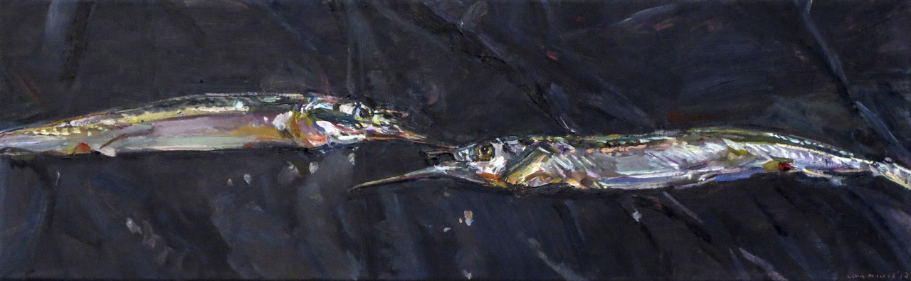 Two more Garfish
