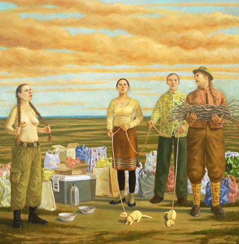 The outsiders – beyond agriculture