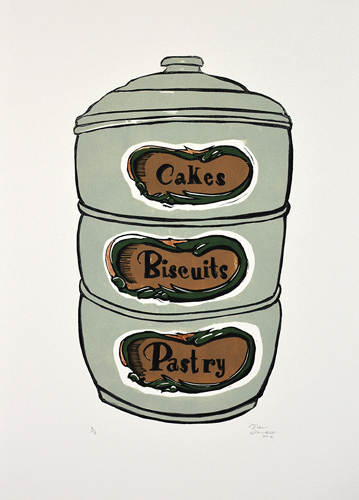Cakes, biscuits, pastry