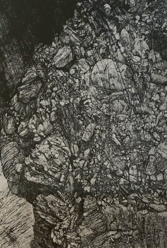 Elsewhere world fragment No. 11