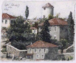 Windmill, Hydra