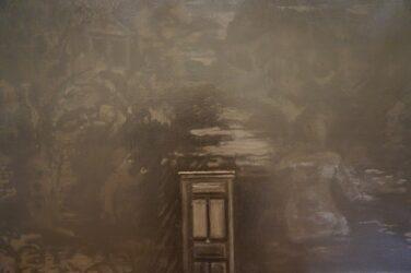 Door fresco