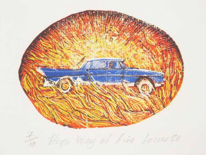 Highway of fire
