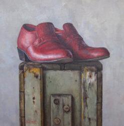 Stuart's shoes