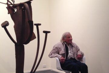Erwin Fabian – creating new work in his centenary year