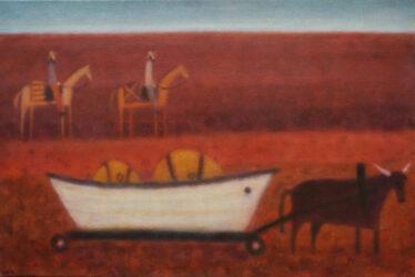 Stoney desert, Sturt 1840