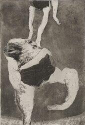 Performer or Acrobat (2nd state)