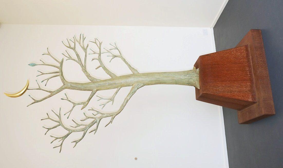 Tim Jones – Wooden tree # 1
