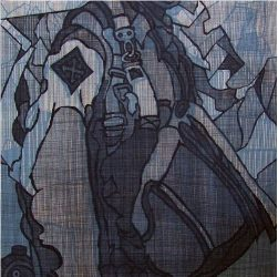 Bayeux soldat VI – Blue horizon