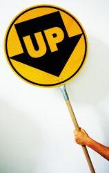 Up Dn lollipop