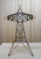 Maquette for, Pylon man