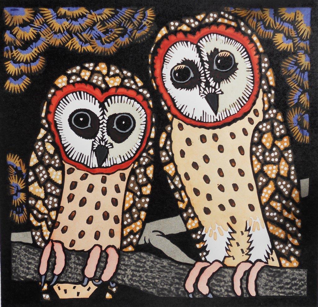 Masked owls II