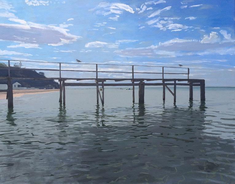 Pier afternoon