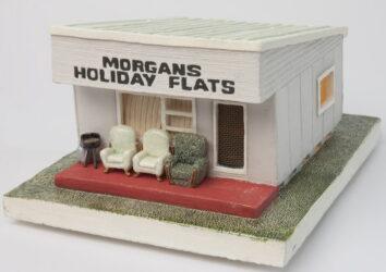 """""""Morgan's Holiday Flats"""", Harrington NSW"""