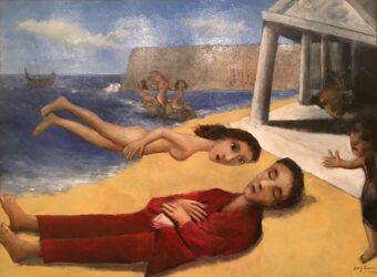 Dante's dream of the siren – Purgatory XIX
