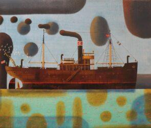 Tramp steamer
