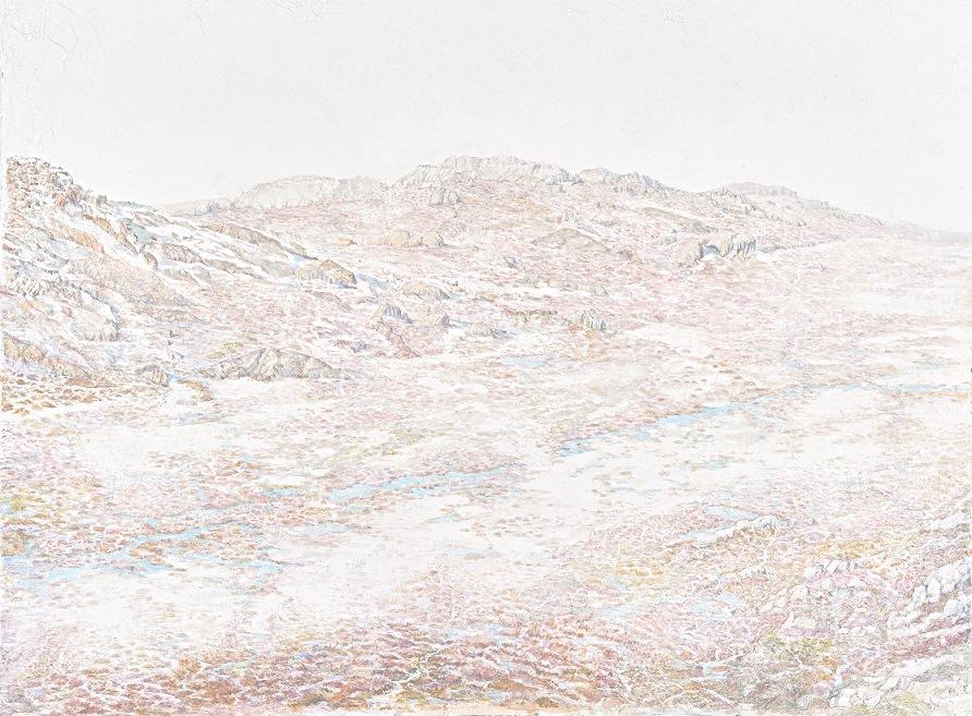 First ice, Ben Lomond plateau