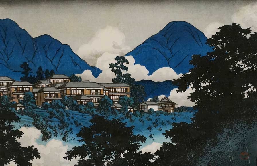 250 Years of Japanese Prints featuring the art of the Japanese picture book