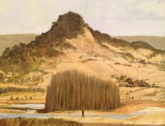 Patterson River rising, study