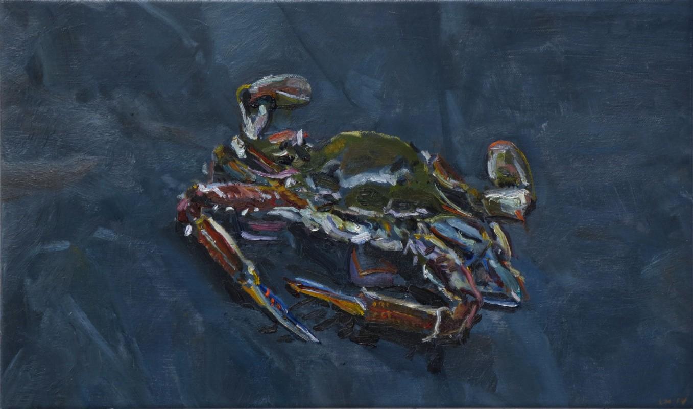 Blue swimmer crab