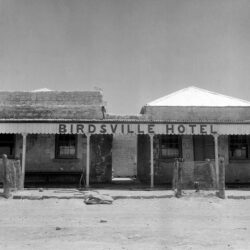Untitled (Birdsville hotel)
